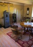 Living Room of Østergård farm