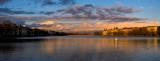 Lake Peblinge Panorama