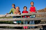 Kazakh Family