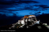 Potala Palace (night view)