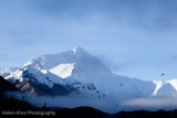 Mt. Everest/Mt. Qomolangma (morning view)
