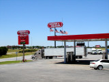 Truck and Travel Truckstop in Weatherford, TX