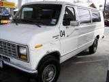 Van Runs Good & Good Tires