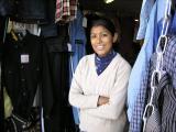 Girl at Shop