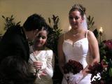Bride, Groom, & ?