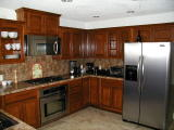 Daniel's Remodeled Kitchen - Before & After