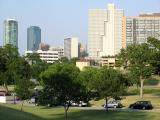 Downtown Ft. Worth from Trinity Park