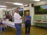 Dave Hussey wins the BLMA NS TopGon!