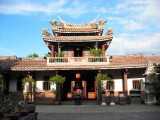 A Part of Baoan Temple