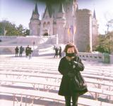 Vickie at Tokyo Disney