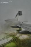 De-ice before De-takeoff