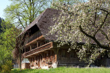 Farmer house at country side Berne