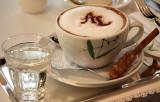 Coffee in Oriental Hotel, Bangkok