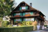 Old Swiss house in Ebikon LU