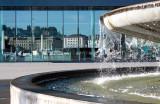 Wagenbachbrunnen beim KKL