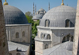 Do you see the Blue Mosque?
