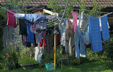 Washing-day in clean air ...