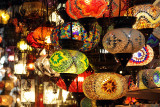 Lamp-Shop in Istanbul