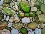 Patina on the rocks
