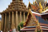 Phra Mondop and Prasat Phra Dhepbidorn
