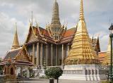 The royal Pantheon ( Prasat Phra Dhepbidorn)