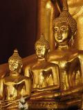 Buddha images at Wat Phra Singh