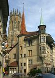 Fribourg / Freiburg (Switzerland)