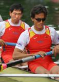 Rowing is fun ..