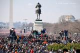 Witnessing History, the Inauguration of Barack Obama
