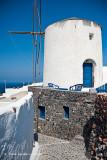 Oia Windmill