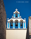 Church Bells in Thira