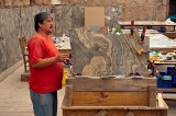 Restoring the Marble Walls
