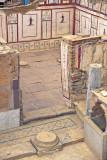 Excavated Rooms