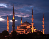 The Blue Mosque, Sunrise 2