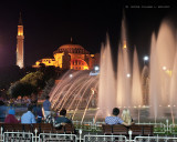 Enjoying an Istanbul Evening