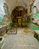 Crumbling Prison Cell