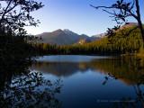 Bear Lake, Sunrise
