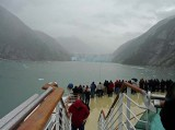 Dawes Glacier from the Dawn Princess