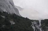 Mountains, Falls and Fog