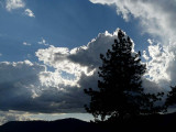 God Rays at the Lake