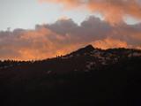 Tahoe Peak Aglow
