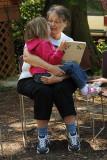 #99 Grandma Gets a Kiss