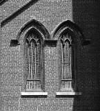 Church Windows - B/W