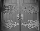 Montgomery Chapel Door