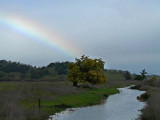 Rainbow and Full Creek