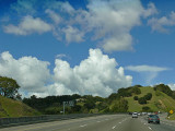Clouds Along Hwy 101