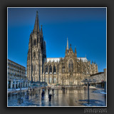 Cologne Cathedral Southern Facade