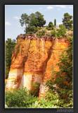 The Ocher Quarries of Roussillion