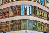 Faces of Buildings in Prague