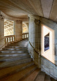 Double-helix staircase
